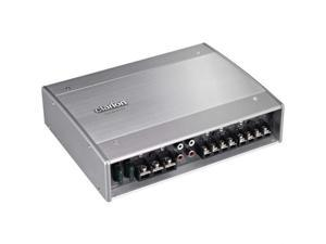 Clarion XC6410 Xc Series Marine Amplifier - 4-3-2-Channel Marine Power Amp&#59; 600W Max&#59; 125W X 4 Cont