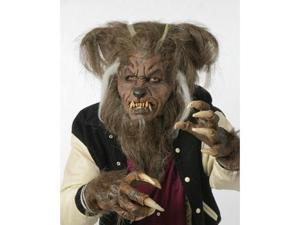 Costumes For All Occasions Ta396 Hombre Lobo Mask