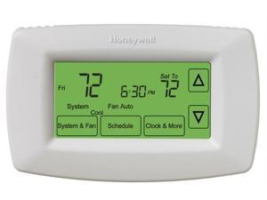 Honeywell 7 Day Programmable Thermostat  RTH7600D1006-E