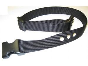 Grain Valley RFA-48-blk 1 in. Replacement Strap - Black