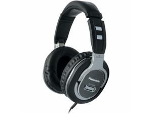 Panasonic DJ Style Monitor Headphones RP-HTF600-S