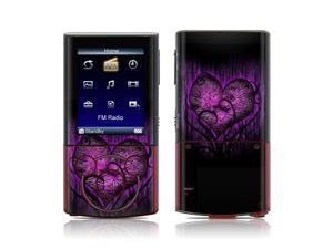 DecalGirl SWKE2-WICKED E Series - 2nd Gen Walkman Skin - Wicked