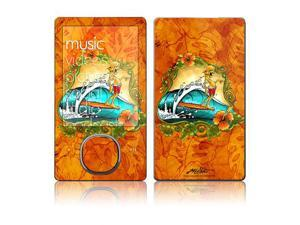 DecalGirl ZSG-FIVESLIDE Zune 80-120GB Skin - Five Slide