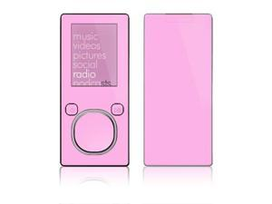 DecalGirl ZSM-SS-PNK Zune 4GB-8GB Skin - Solid State Pink