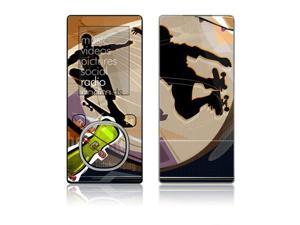 DecalGirl ZSM-DOGTOWN Zune 4GB-8GB Skin - Dogtown