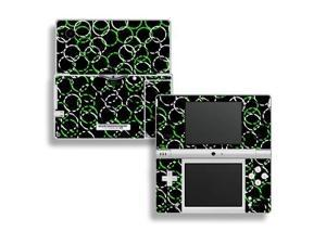 DecalGirl DSI-LOOP-GRN DSi Skin - Green Loops