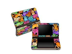 DecalGirl DSIXL-CLRKIT DSi XL Skin - Colorful Kittens