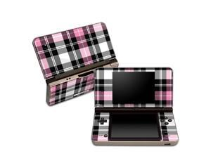 DecalGirl DSIXL-PLAID-PNK DSi XL Skin - Pink Plaid