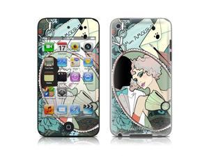 DecalGirl AIT4-LOCKET iPod Touch 4G Skin - Locket