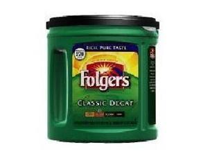 Folgers 00375CT COFFEE,CLSC RST,DECF