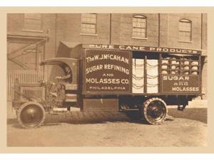 Buyenlarge 15913-8P2030 Sugar And Molasses Truck, Philadelphia 20x30 poster