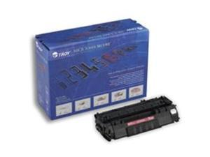 TROY 02-81501-001 2055 High Yield MICR Toner Secure Cartridge (6,500 Yield) (Compatible with HP LaserJet P2055 Printers, HP Toner OEM# CE505X)