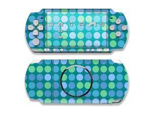 DecalGirl PSP3-DOTS-BLU PSP 3000 Skin - Dots Blue