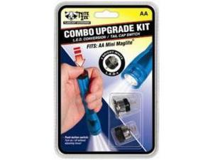 Nite luc207 LED Combo Upgrade Kit - AA Mini Maglite