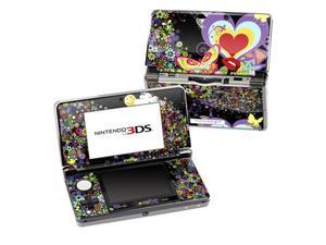 DecalGirl N3DS-FLOWERCLOUD Nintendo 3DS Skin - Flower Cloud