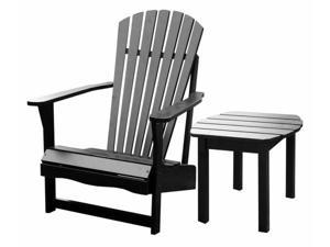 International Concepts K-51902-CT-0 2-Piece Adirondack Chair & Table Set