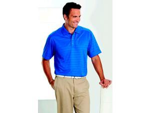 Callaway CGM1454XLRoyal Blue Textured Performance Polo - 4X-Large