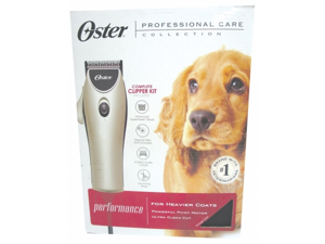 Oster Corporation Pet - Oster Performance Clipper Kit- Silver - 078033-000-000