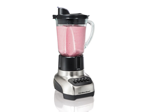Hamilton Beach 54229 Wave Power Plus Blender, Black