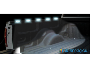 PlasmaGlow 10785 LED Truck Bed Lighting Kit - WHITE