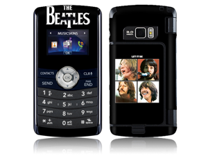 Zing Revolution MS-BEAT50034 LG enV3- VX9200- The Beatles- Let It Be Skin