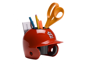 Schutt 714195143847 MLB Cardinals  Desk Caddy- MLB