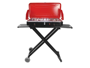 Texsport 14236 Travel n Grill Propane Stove-Grill