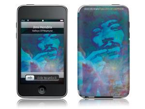 Zing Revolution MS-JIMI70004 iPod Touch- 2nd-3rd Gen- Jimi Hendrix- Valleys Of Neptune Skin