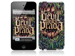 Zing Revolution MS-DWP10201 iPod Touch- 4th Gen- The Devil Wears Prada- Plagues Skin