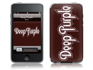 Zing Revolution MS-DPPL20004 iPod Touch- 2nd-3rd Gen- Deep Purple- Retro Skin