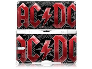 Zing Revolution MS-ACDC30013 Nintendo DS Lite- AC-DC- Black Ice Skin