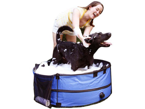 ABO Gear ABG-10658 Dirty Dog Portable Pet Tub 36 Inch