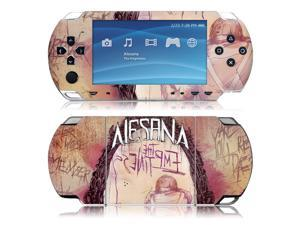 Zing Revolution MS-ALES20014 Sony PSP Slim- Alesana- The Emptiness Skin
