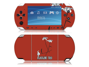 Zing Revolution MS-ALKT40014 Sony PSP Slim- Alkaline Trio- Good Mourning Ltd Skin