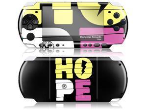 Zing Revolution MS-HPLS10031 Sony PSP 3000- Hopeless Records- Hope Skin