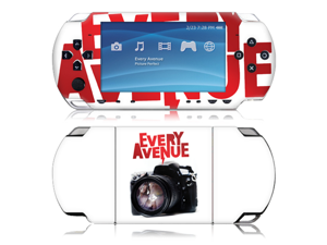 Zing Revolution MS-EA20014 Sony PSP Slim- Every Avenue- Picture Perfect Skin