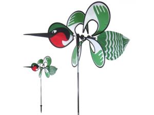 In The Breeze ITB2860 Momma Hummingbird Windee Wheelz