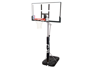 Spalding 72307PR 52 in. Acrylic Portable Basketball System