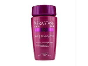 Kerastase 14564800444 Reflection Bain Chroma Captive Colour Radiance Protecting Shampoo - For Colour-Treated Hair - 250ml-8.5oz