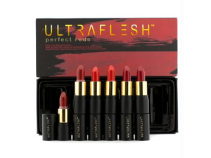Fusion Beauty 14183292214 Ultraflesh Perfect Reds Mini Lipstick Set- 6x Mini Lipstick - 6x 1.2g-0.04oz