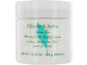 WMU Green Tea Honey Drops Body Cream 13.5 Oz By Elizabeth Arden