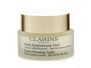 Clarins 13763180301 Extra-Firming Night Rejuvenating Cream - Special for Dry Skin - 50ml-1.6oz