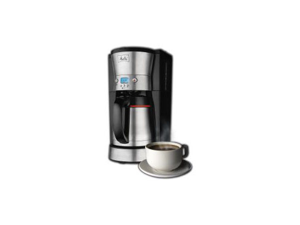 Melitta Coffee Maker Home Hardware : Hamilton Beach 46894 Melitta Coffee Maker - 10-Cup Thermal