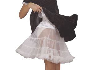 WMU Crinoline White Ad Plus 19 ft. ft.