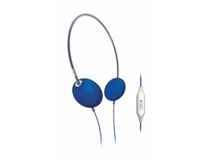 PHILIPS SHK1600 Kids Headband Headphones- Blue