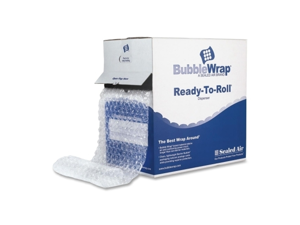 Sealed Air Corporation Sealed Air Corporation Bubble Wrap, Strong Grade, .5 in. Bubble, 12 in.x65 ft., Clear