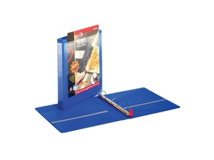 Cardinal Brands, Inc Cardinal Brands, Inc Locking Slant D-Ring Binder, with  Sheet Lifter,1 in. Cap.,BE