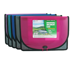 C-Line Products Inc CLI48350 C Line Biodegradable Extra Large Document Case