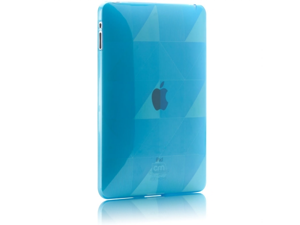 Case-Mate Gelli CM011194 TPU Case Form Fit Design for iPad Blue