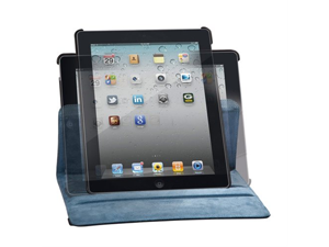 Mutant MIGIPC4 Protective Case For iPad w/ Rotating Stand